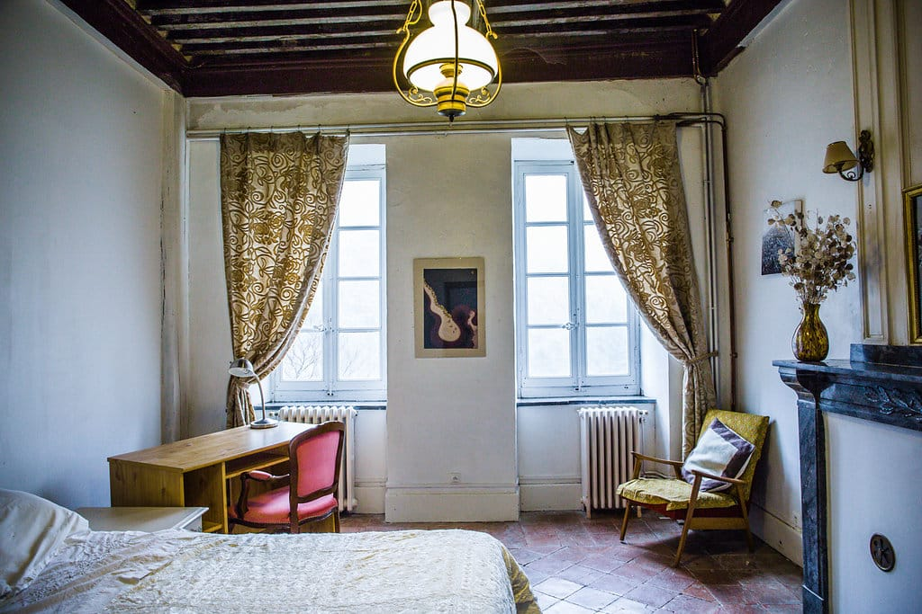 retreat-room-urania-at-our-artist-and-writers-retreat-in-france