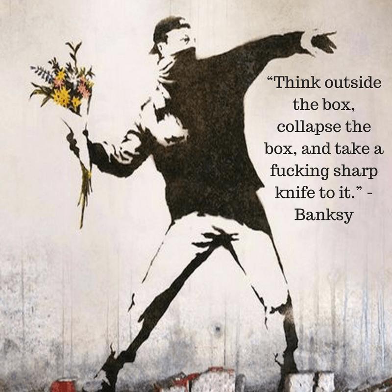 Banksy - Leighhecking.com