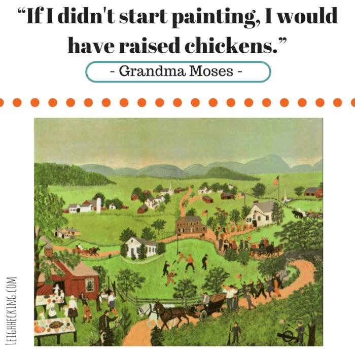 Grandma Moses - Leigh Hecking-min
