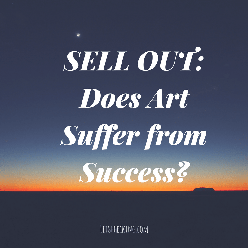 Sell out - Leighhecking.com