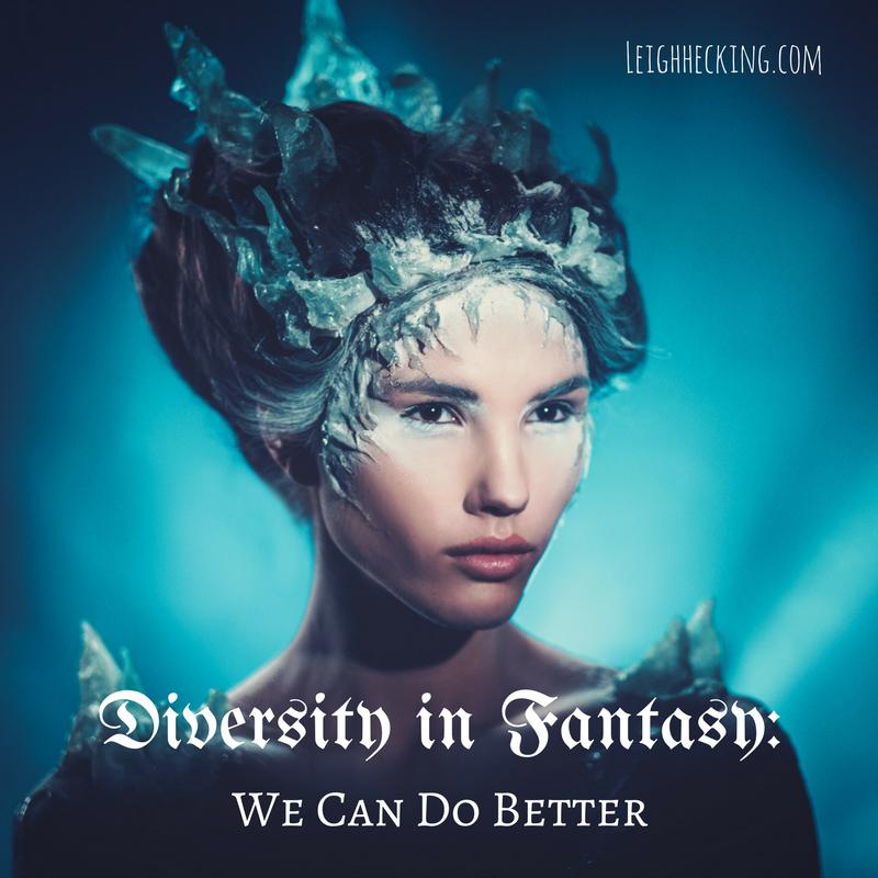 Diversity in Fantasy