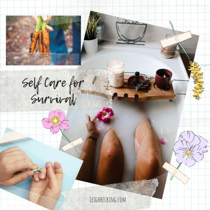 Self Care for Survival-min