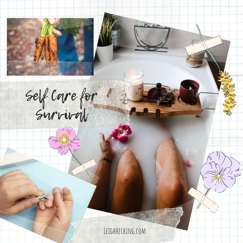 Self Care for Survival-min