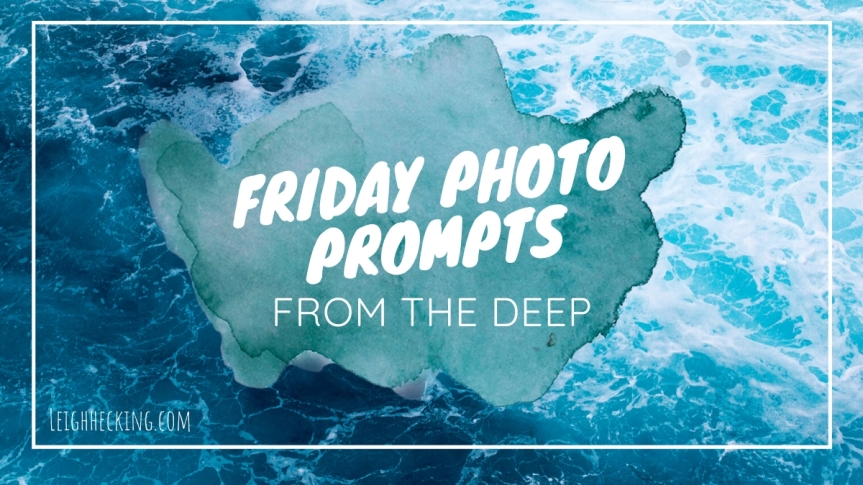 Photo Prompt Friday: From the Deep