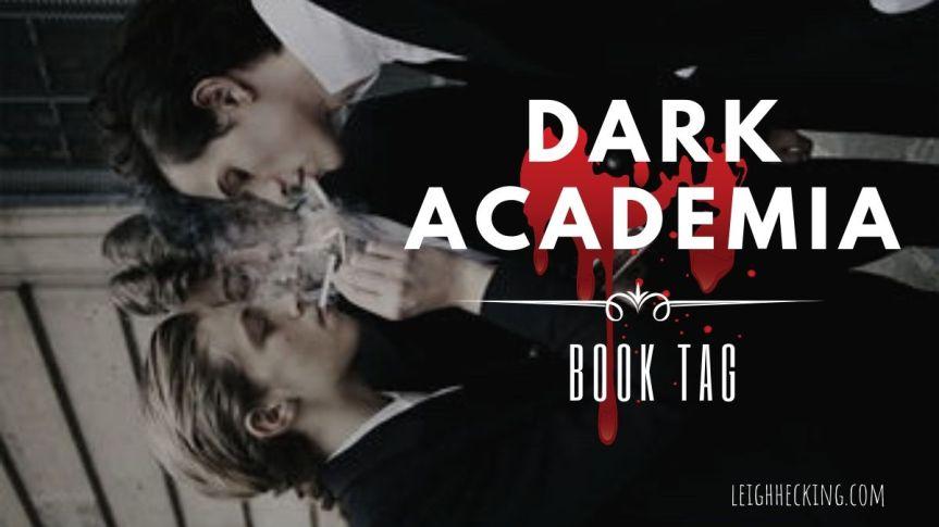 Dark Academia BookTag