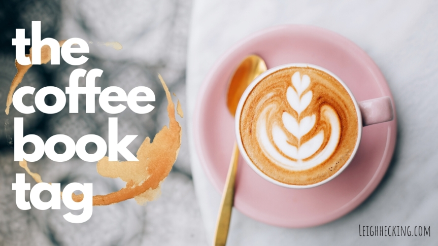 The Coffee BookTag