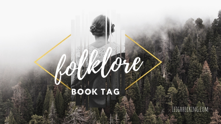 Folklore Book Tag