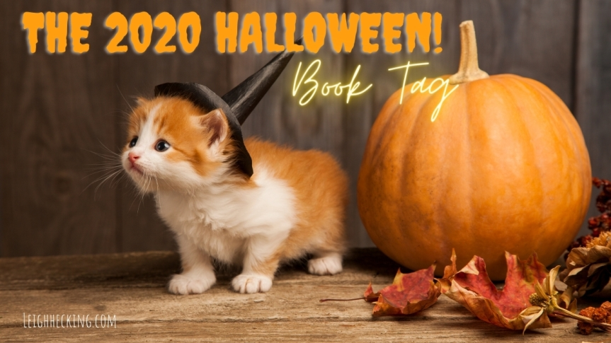 The Halloween Book Tag 2020