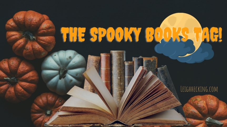 The Spooky Books Tag