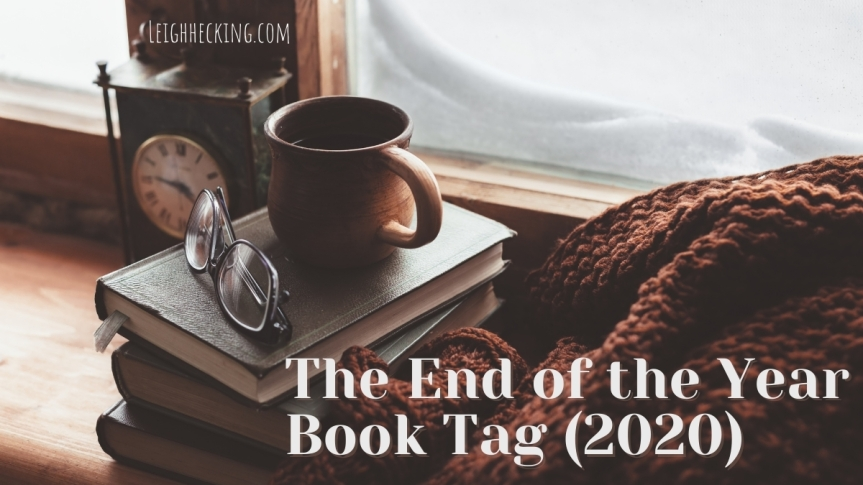 The End of the Year Book Tag(2020)